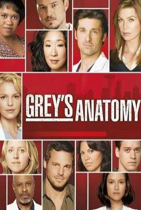Greys Anatomy - 4ª Temporada - Completa Séries Torrent Download capa