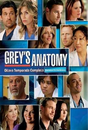 Greys Anatomy - 8ª Temporada - Completa Séries Torrent Download capa