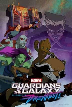 Guardiões da Galáxia - 3ª Temporada Desenhos Torrent Download capa
