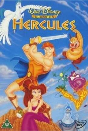 Hércules - Animação BluRay Filmes Torrent Download capa