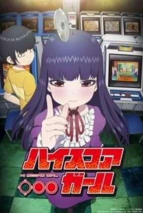 Hi Score Girl - 1ª Temporada Completa Desenhos Torrent Download capa