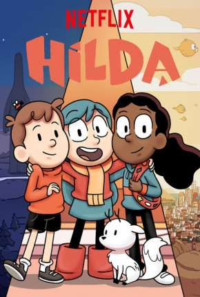 Hilda - Completa Desenhos Torrent Download capa