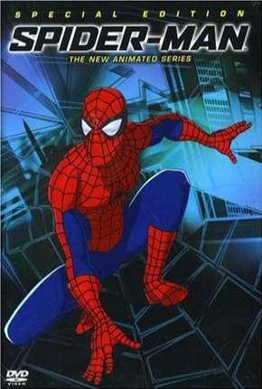 Homem-Aranha - A Nova Série Animada Desenhos Torrent Download capa