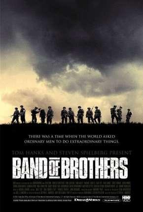 Irmãos de Guerra Séries Torrent Download capa