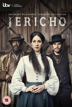 Jericho - 1ª Temporada Completa Legendada Séries Torrent Download capa