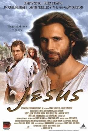 Jesus - A Maior História de Todos os Tempos Séries Torrent Download capa