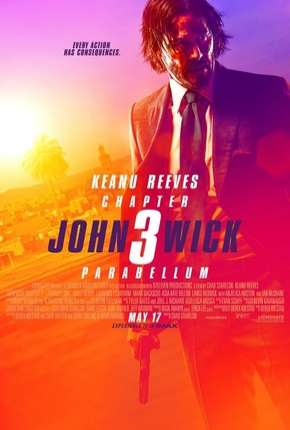 John Wick 3 - Parabellum Filmes Torrent Download capa