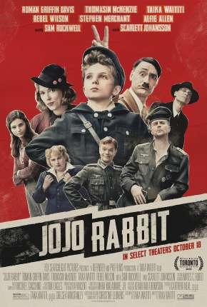 Jojo Rabbit - Legendado DVDscr Filmes Torrent Download capa