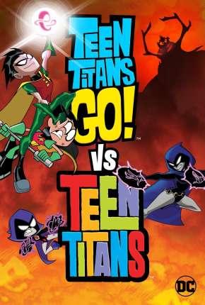 Jovens Titãs em Ação! vs Jovens Titãs Filmes Torrent Download capa