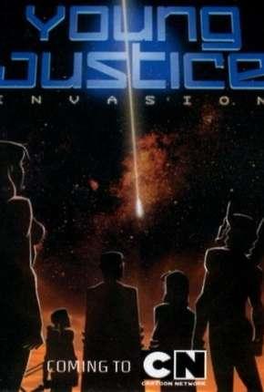 Justiça Jovem - 2ª Temporada Completa Desenhos Torrent Download capa