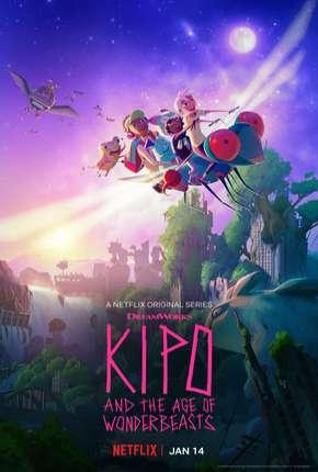 Kipo e os Animonstros - Completa Desenhos Torrent Download capa