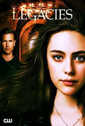 Legacies - 2ª Temporada Séries Torrent Download capa