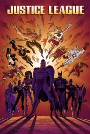 Liga da Justiça - Completo Desenhos Torrent Download capa