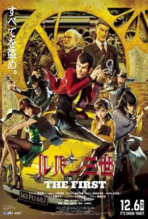Lupin III - O Primeiro Filmes Torrent Download capa