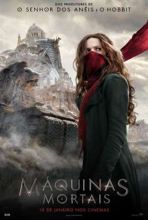 Máquinas Mortais 3D Filmes Torrent Download capa