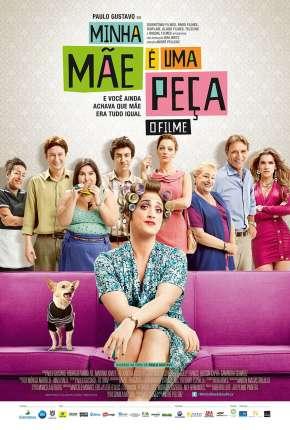 Minha Mãe é Uma Peça - O Filme Filmes Torrent Download capa