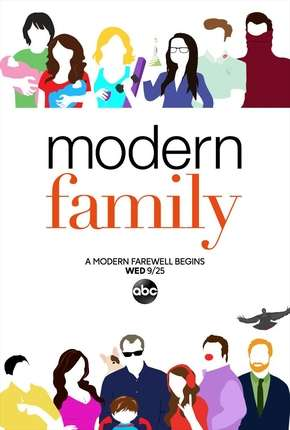 Modern Family - 11ª Temporada Legendada Séries Torrent Download capa