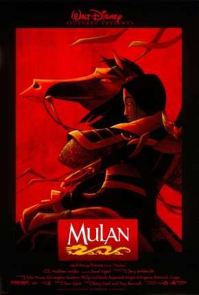 Mulan - Animação Filmes Torrent Download capa