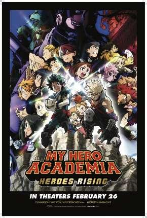 My Hero Academia: Ascensão dos Heróis - Legendado Filmes Torrent Download capa