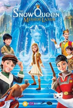 O Reino Gelado - Terra dos Espelhos Filmes Torrent Download capa