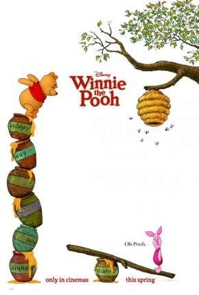 O Ursinho Pooh Filmes Torrent Download capa