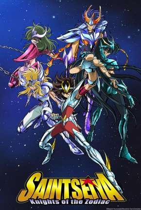 Os Cavaleiros do Zodíaco - 4ª Temporada Desenhos Torrent Download capa