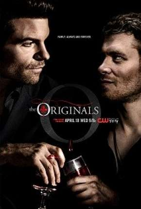 Os Originais - 5ª Temporada Completa Séries Torrent Download capa