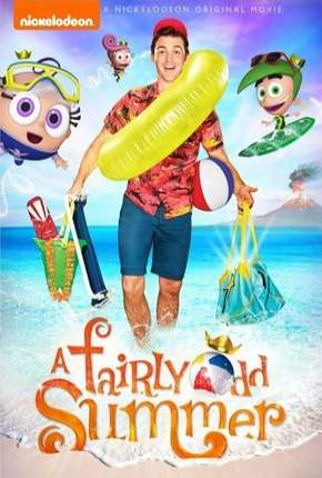 Os Padrinhos Magicos no Paraiso Filmes Torrent Download capa