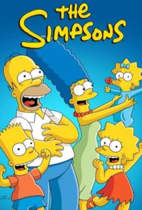 Os Simpsons - 31ª temporada - Legendado Desenhos Torrent Download capa