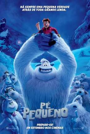 PéPequeno 3D Filmes Torrent Download capa