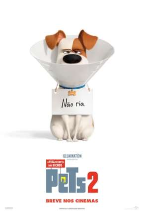 Pets - A Vida Secreta dos Bichos 2 Filmes Torrent Download capa