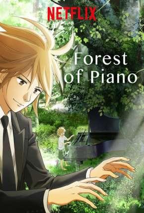Piano no Mori Desenhos Torrent Download capa