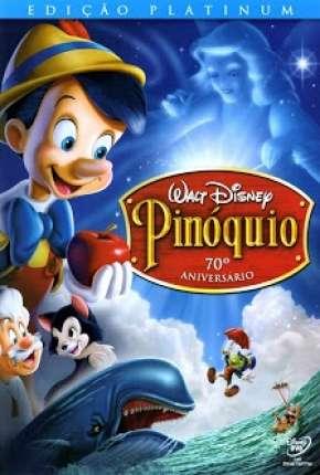 Pinóquio - Animação Filmes Torrent Download capa