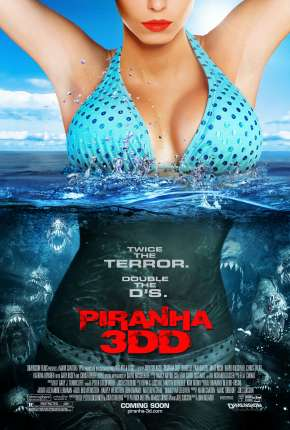 Piranha 2 Filmes Torrent Download capa