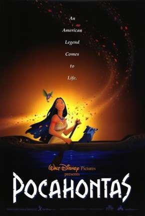 Pocahontas - O Encontro de Dois Mundos BluRay Filmes Torrent Download capa