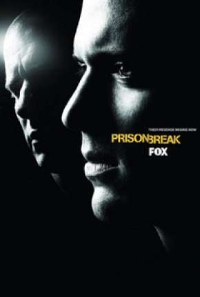 Prison Break - 4ª Temporada Completa Séries Torrent Download capa