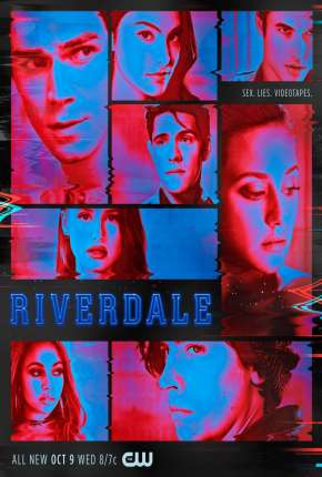 Riverdale - 4ª Temporada Legendada Torrent torrent download capa