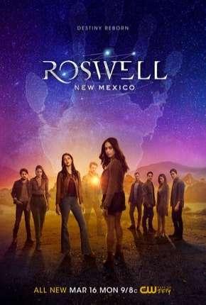 Roswell, New Mexico - 2ª Temporada Legendada Séries Torrent Download capa