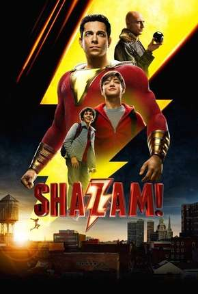 Shazam BluRay Filmes Torrent Download capa
