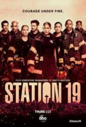 Station 19 - 3ª Temporada Torrent torrent download capa