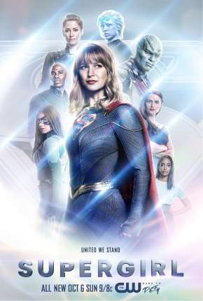 Supergirl - 5ª Temporada Séries Torrent Download capa