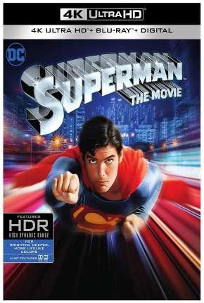 Superman - O Filme 4K UHD Filmes Torrent Download capa