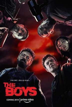 The Boys - Os Rapazes - 1ª Temporada Completa Séries Torrent Download capa