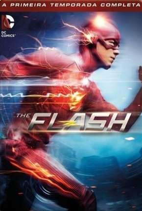 The Flash - 1ª Temporada Séries Torrent Download capa