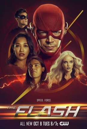 The Flash - 6ª Temporada Completo Séries Torrent Download capa