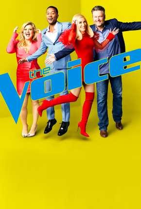 The Voice - 17ª Temporada Legendada Séries Torrent Download capa