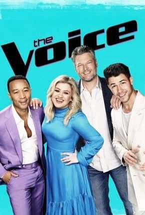 The Voice - 18ª Temporada Legendada Séries Torrent Download capa