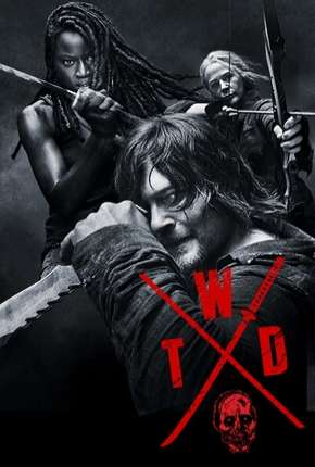 The Walking Dead - 10ª Temporada Torrent torrent download capa