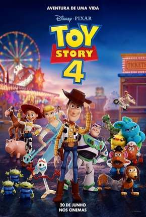 Toy Story 4 Filmes Torrent Download capa