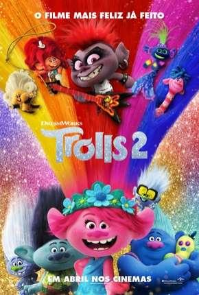 Trolls 2 - Legendado Filmes Torrent Download capa
